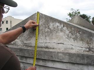 2007 Cemetery Monument Conservation Workshop, Pensacola, FL   by NPS   NCPTT