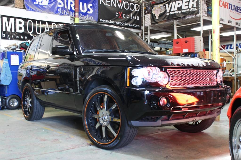 Car Tunes Atlanta: Calvin Johnson's Rover