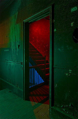 urban abandoned night texas pacific warehouse exploration tp fortworth urbex