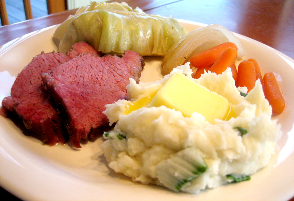 National Corned Beef and Cabbage Day