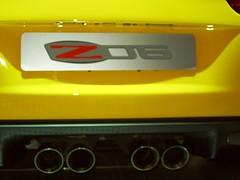 Nuevo Corvette ZO6 513 CV