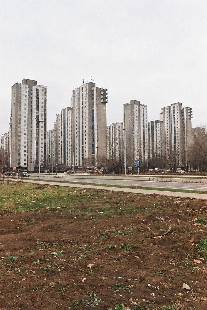 Novi Beograd Blok 62 Rb Fzz Flickr