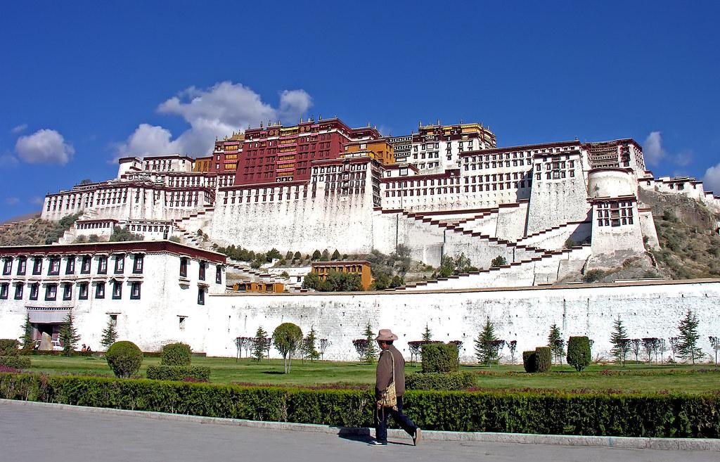 Tibet-5483 - Potala Palace