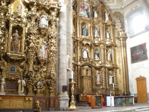 Santo Domingo Church ~ Iglesia de Santo Domingo de Guzmán