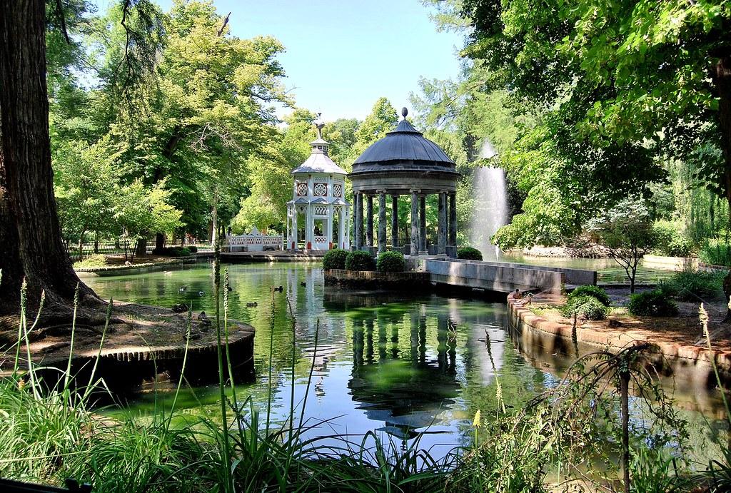 Resultado de imagen de el jardín del príncipe aranjuez