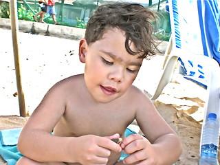 My Grandson Igor.