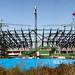 London 2012 Olympics Stadium Construction Panoramic