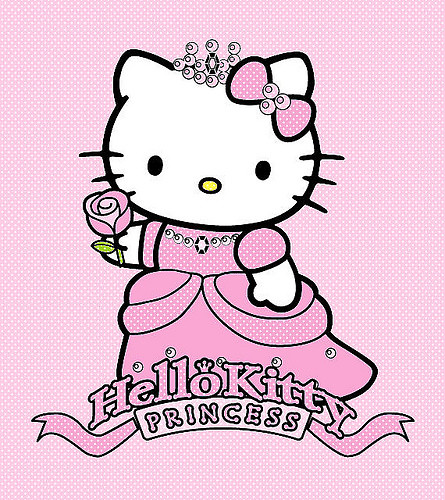 Princesa Hello Kitty Ekaterina Palmeira Flickr