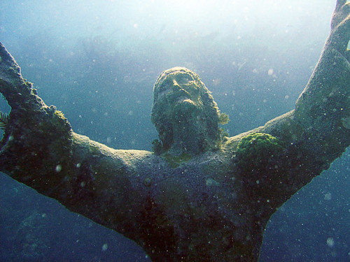 Christ of the Abyss by vgm8383