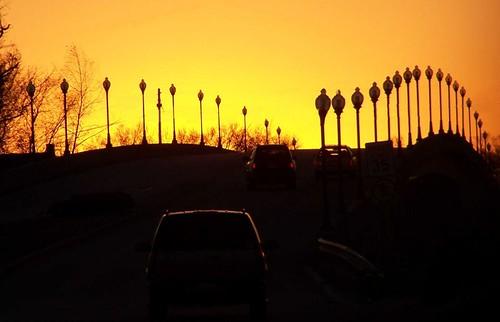 sunset sky home texas sundown tx bridges i10 beaumont e510