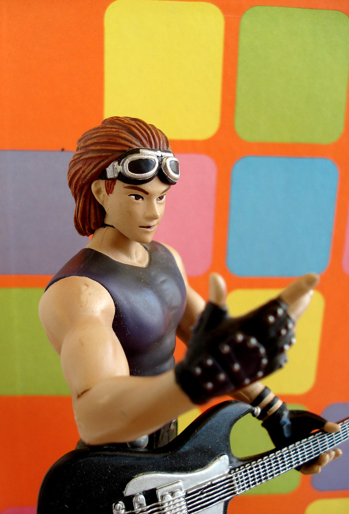 Hwoarang Of Tekken Hwoarang Figure From Tekken 3 He S Abo Flickr