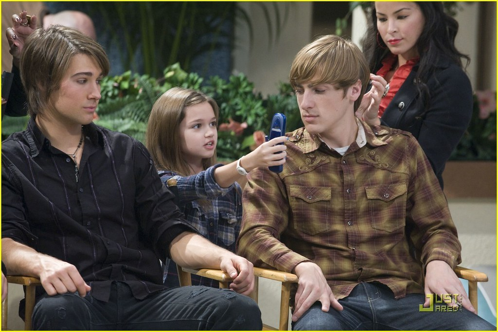 James Kendall And Katie Big Time Rush 10596023 1222 815 Flickr