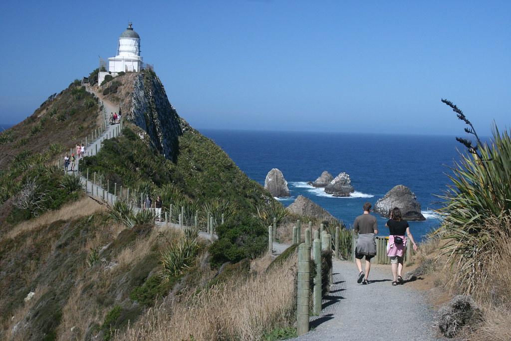 New Zealand: Nugget Point   Eli Duke   Flickr