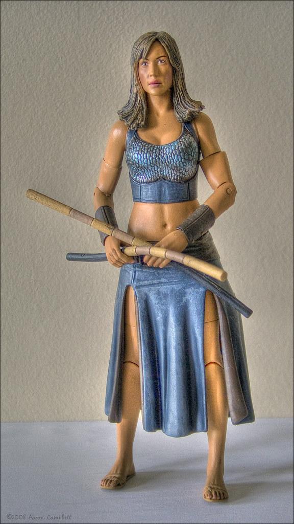 Stargate Atlantis Teyla
