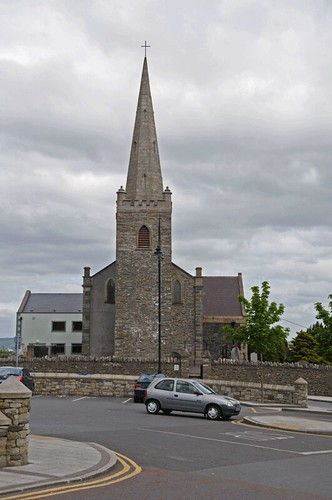 Conwal Parish Church Letterkenny Co Donegal Part Of