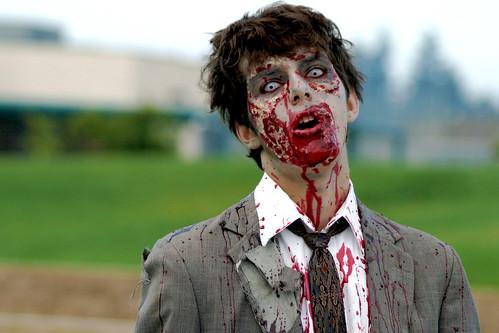 zombie | by danhollisterduck