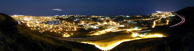 Night Benalmádena Panorama