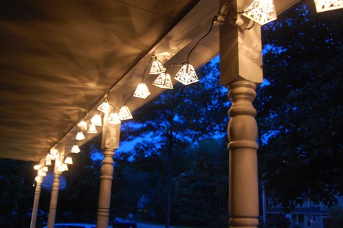 Lights on the front porch   by therichbrooks