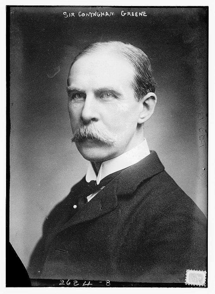 Sir Conyngham Greene  (LOC)