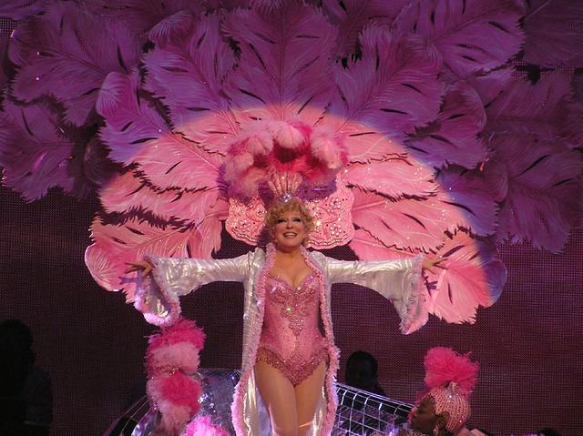 Bette Midler, Caeser's Palace Las Vegas