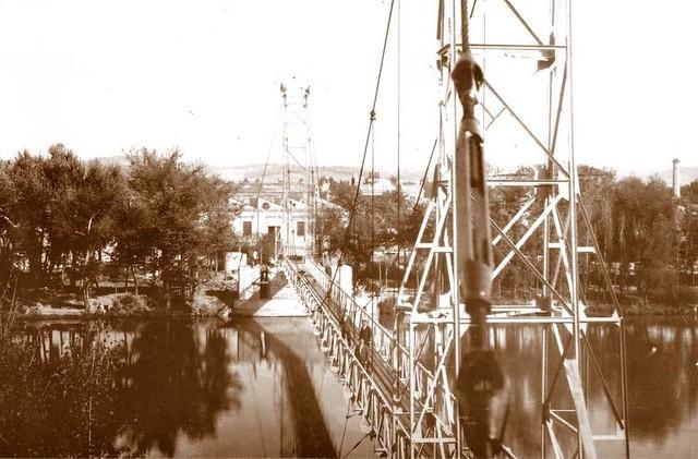 Antiguo Puente de Los Polvorines de la Fábrica de Armas de Toledo