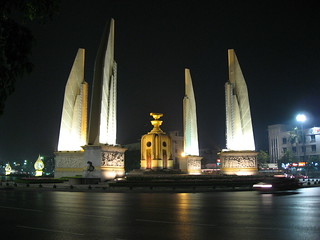 Democracy Monument - Bangkok | by Houston Marsh