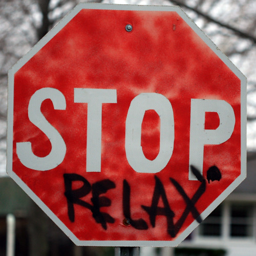 STOP relax | by dawnzy58