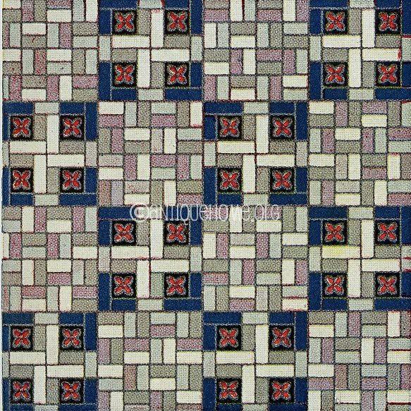 1930 Linoleum Design