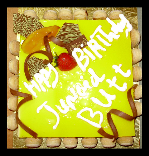 Birthday Cake For All Of You