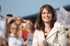 Sarah Palin at Missouri McCain Rally   by geerlingguy