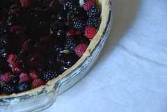 river cottage :: summer tart | by SouleMama