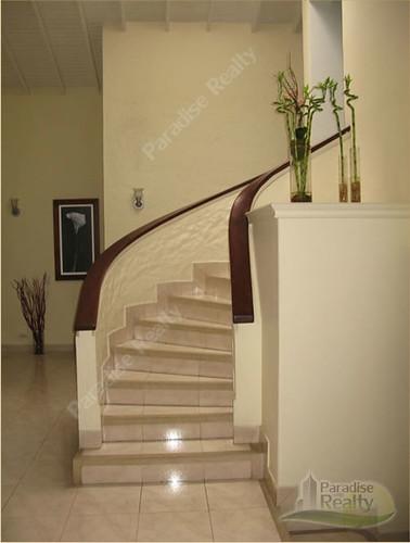 Zona Rosa Hotel Staircase