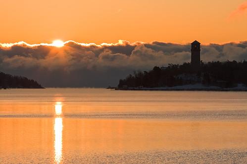 sun canada water sunrise novascotia dingle atlantic maritime getty halifax northwestarm