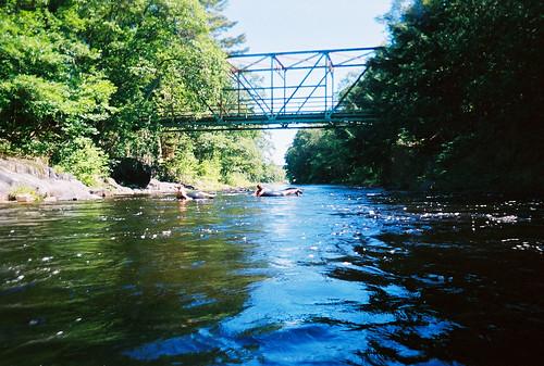 swimming waterfall kayak maine tubing onawa piscataquis 100milewilderness bigwilson bigwilsonstream