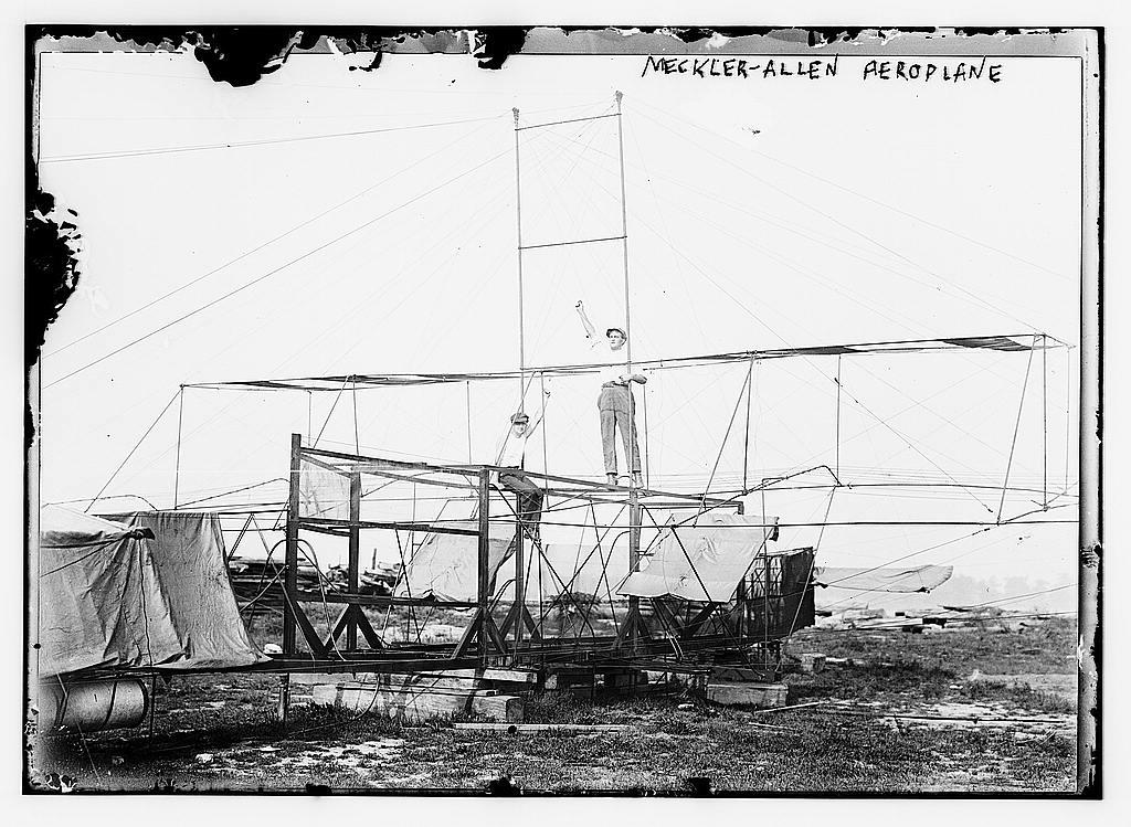Meckler-Allen Aeroplane  (LOC)