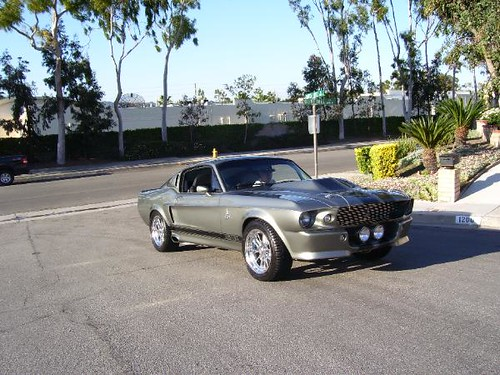 1967 Ford Mustang Shelby GT500 Eleanor | 1967 Ford Mustang S
