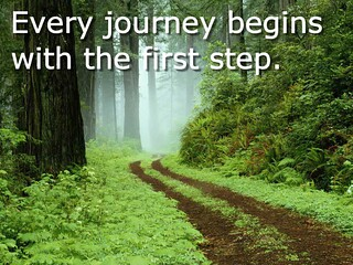Journey - First Step | by Melody Campbell