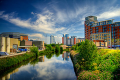 Leeds Skyline   by Mark Ramsay