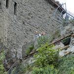 Risalendo alla fortezza