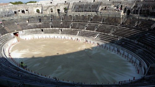 Les Arenes, Nimes | by graham chandler
