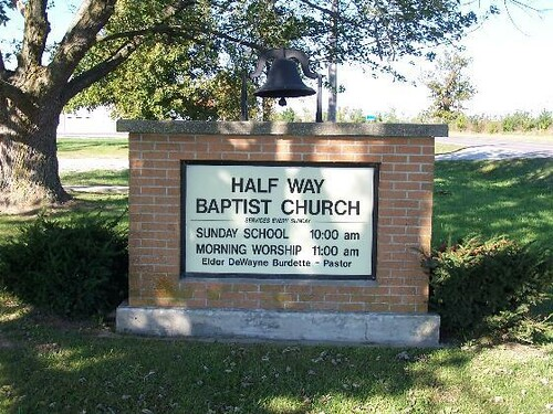 Welcome to Half Way Baptist Church | by J. Stephen Conn
