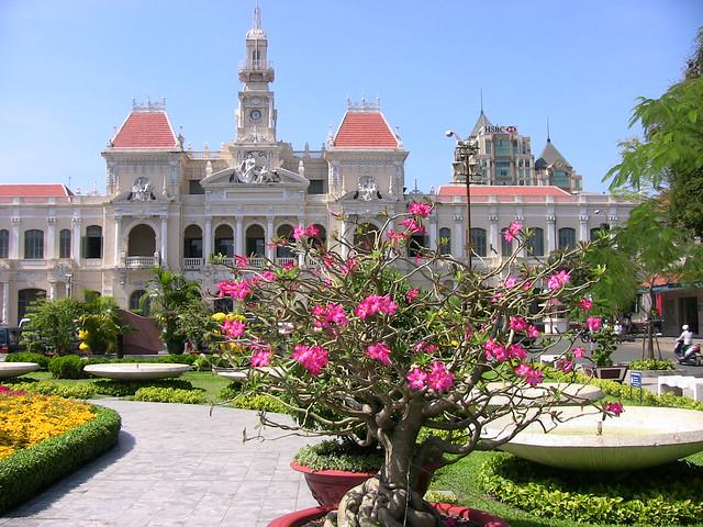 Saigon - das ehem. Rathaus, 10190