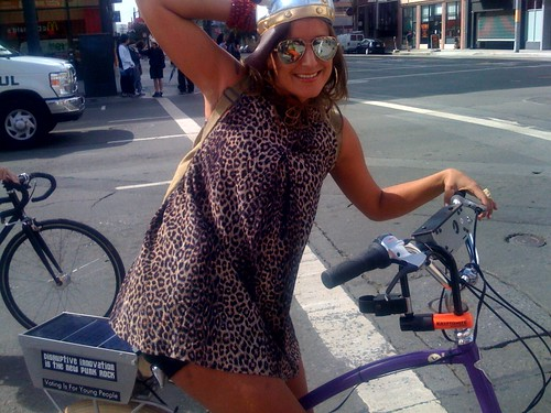 Ella does the ybike | by ekai