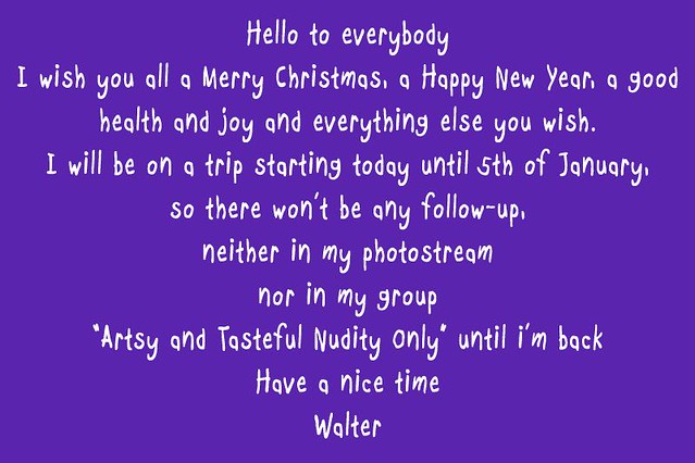 Best wishes 2009