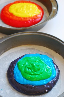 how to: rainbow cake! | by a.meadowlark