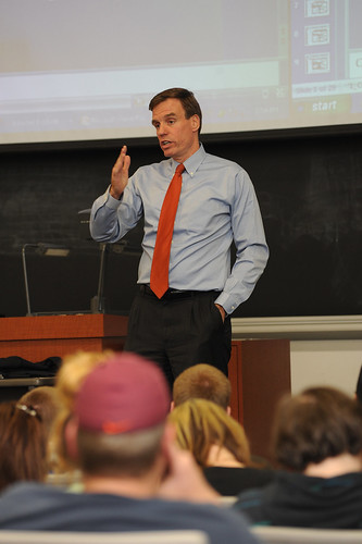 Economics Class | by Senator Mark Warner