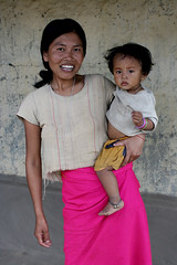 Manipuri Woman and Child | by marcusfornell