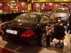 Integral, Pulido en 3 Fases Mercedes SL