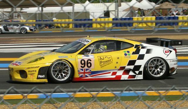 Virgo Motorsport - Ferrari F430 GTC