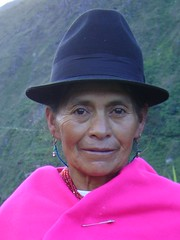 Maria from Pungalá